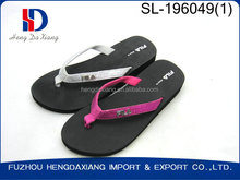 China hot sale summer baech slipper /flip flop