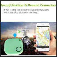Low Energy Smart Security System Tracking Personal Small Belongings Bluetooth Chip Alarm