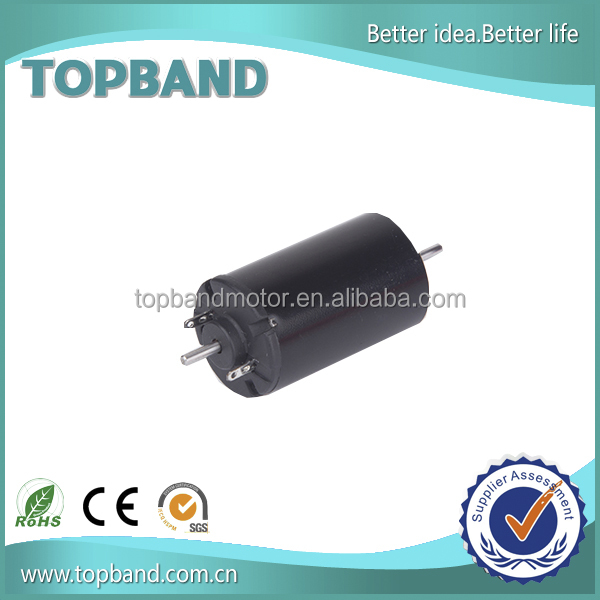 Low staring voltage mini electric high torque high rpm motor curtain motor