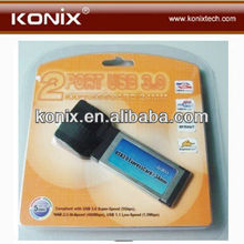 Express Card To Pcmcia Adapter USB3.0 Pcmcia Card