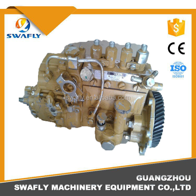 China Supplier Excavator Spare Parts Injection Pump 3116 Fuel Injector Pump Assembly