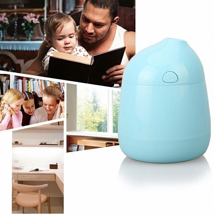 new Innovative rose shaped personal USB office desk humidifier