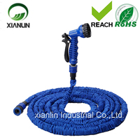 Hot new product 2016 super strong latex garden hose 75FT expandable garden hose for washing car