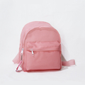 Cute Sweet Pink Jelly Children's PVC School Backpack Manufacturer
