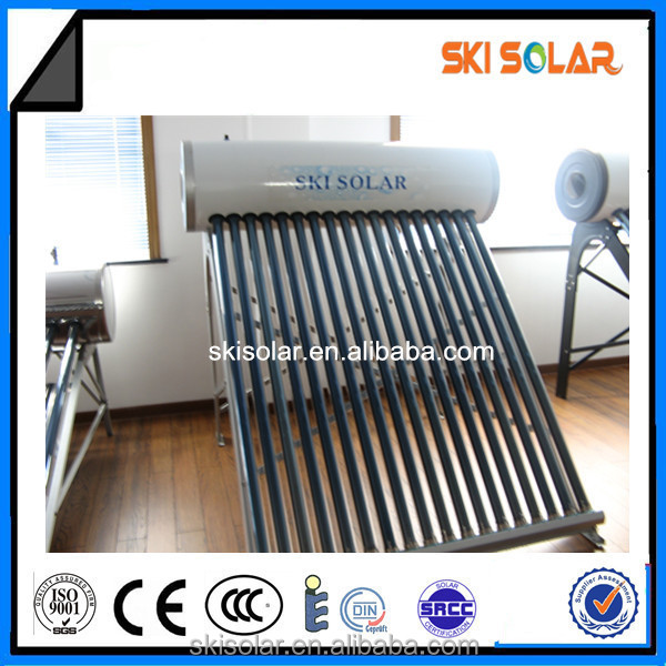 changzhou solar water heater in india