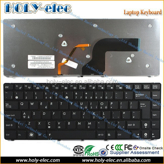 New backlit keyboard for asus g74 g74s g74sx laptop us