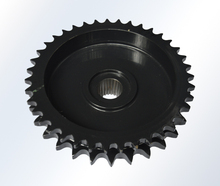Good quality motorcycle chain and sprocket wheel
