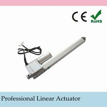 12VDC motor small 30mm stroke 2 x Synchonous Linear Actuators