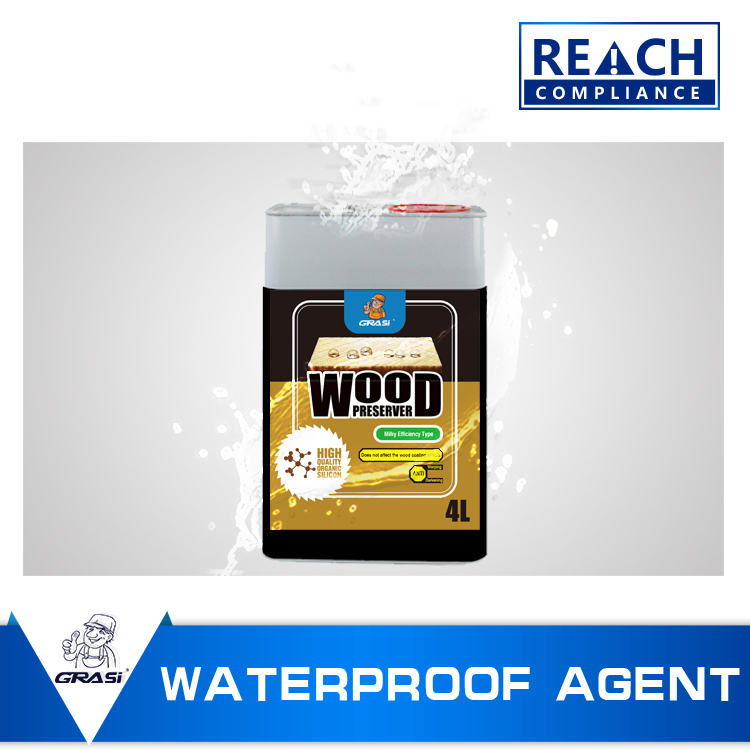 WH6990 ECO FRIENDLY NANO SILICONE WATERPROOFING COATING FOR WOOD