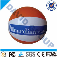 Promotional Wholesale Logo Customized Printed PVC Bowling Ball