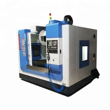 Vertical Low Cost 3 axis 4 axis 5 axis CNC Milling Machine vmc850