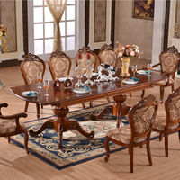 Wooden Dining Table Set For Dining