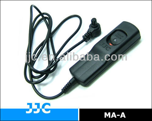JJC MA-A for CANON RS-80N3, Matte surface Shutter release,For Canon EOS 1D 5D 7D 10D 20D 30D 40D 50D D60 D30 D2000