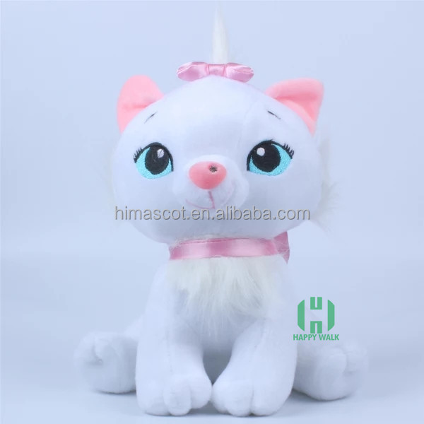 HI CE Top sales laughing custom lifelike cat plush toy