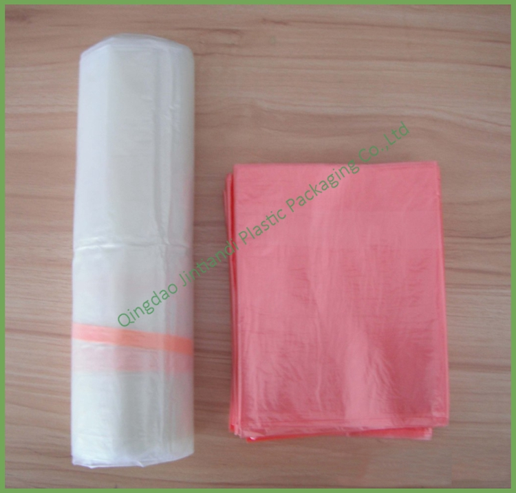Best Price Wholesale Custom Plastic PVA Water Soluble Medical Laundry Bag