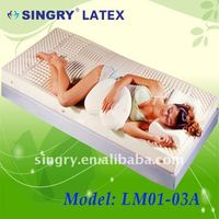 latex massage mattress