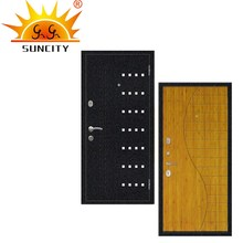 SC- A221 Bulletproof Anti-theft Steel Doors, American Anti Theft Entry Door