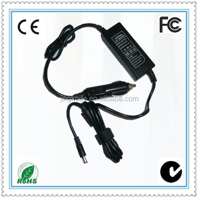 9.5V 1A 2A PC type made in China car/ truck charger