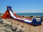 TOP sale giant inflatable water slide for adult