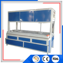 Plastic Blister Acrylic Vacuum Thermoforming Machine