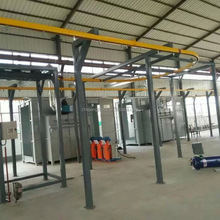 Automatic Powder Coating Line with Complete Pre-treatment System
