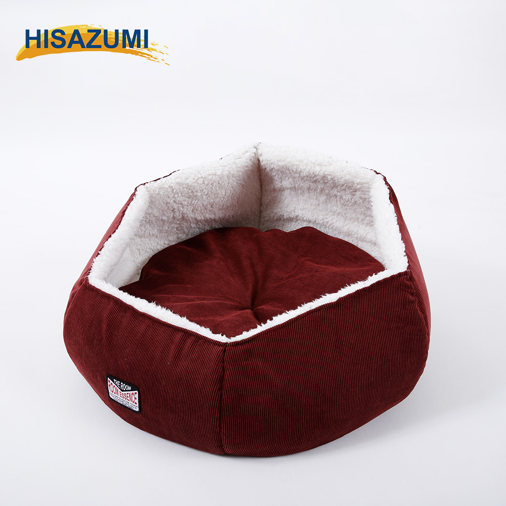 Classic Ultra Soft Plush Pet Cat House, Pet Accessory Products