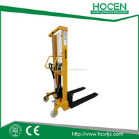 With Competitive Price 1 ton manual stacker