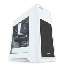 SAMA plastic elegant case pc computer gaming