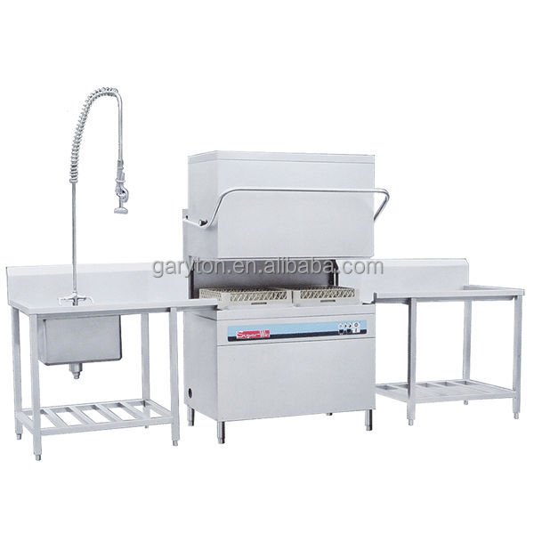 GRT - SW120 Commercial hood type dishwashers