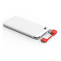 Mobile phone battery charger custom ultra-thin power bank