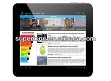 New! Dual Core Android 4.1 Computer Tablet 9.7inch wifi High-sensitivity G-sensor Embeded