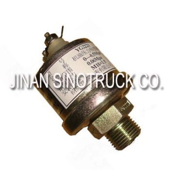 CNHTC Original Spare Parts 61500090051 Oil Pressure Sensor