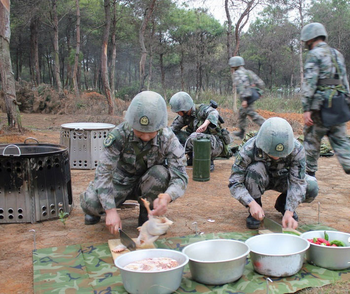 Supplying XC-150 Mobile Military Field Kitchen Stove Burner