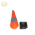 Reflecting light at night folding traffic safety cone