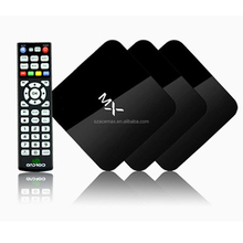 4.2.2 Dual Core M6 android tv box,thousands of applications