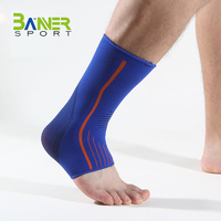 cheap wholesale comfortable elastic knitted ankle support for healthcare