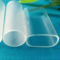 Best quality best selling lianyungang quartz glass tube quartz glass pipe