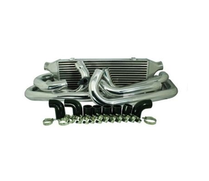 Aluminum intercooler and intercooler kits for Nissan Skyline R33 R34 RB25DET