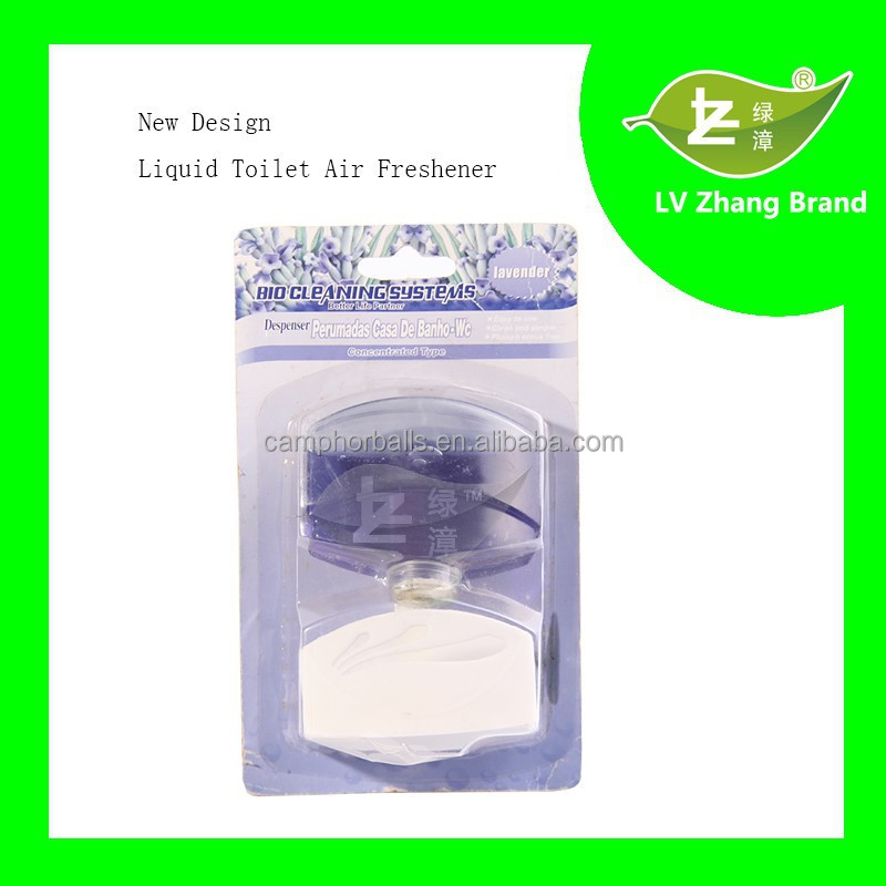 55ML Liquid Toilet Bowl Air Freshener