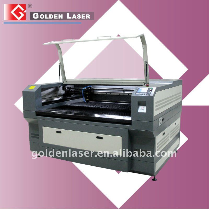 Acrylic cutting machine with 100w laser tube