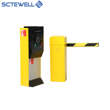 Parking Series ticket dispenser machine Counting Car Parking System Price