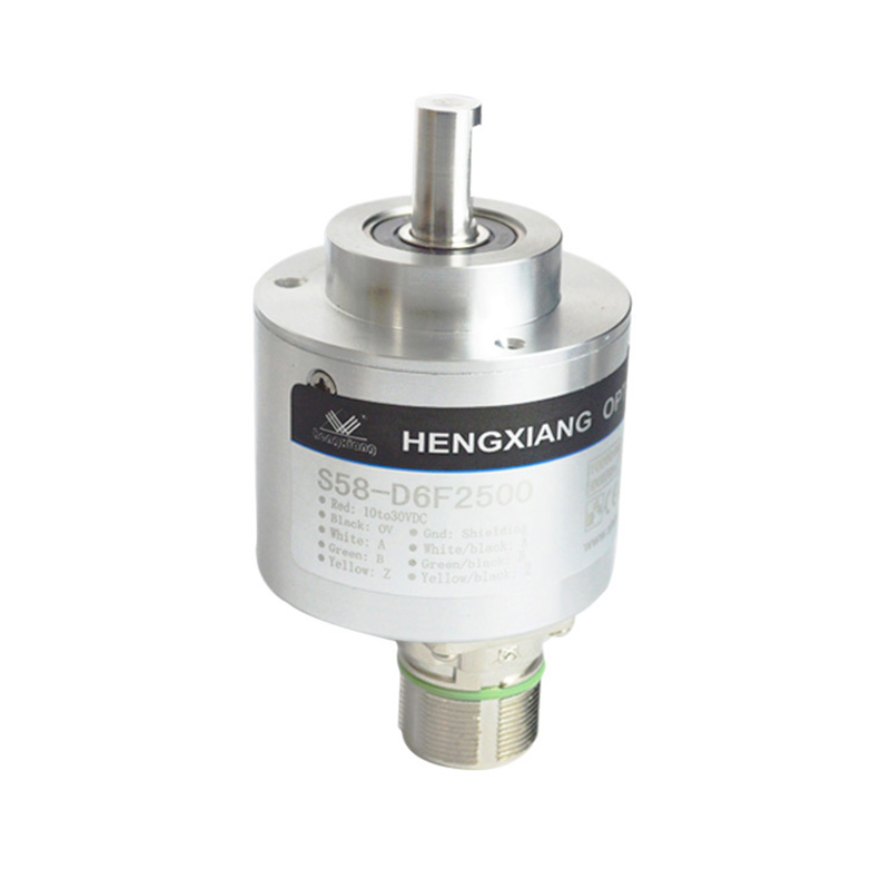 EH-EL58H encoder S58 2500p solid shaft 10mm Push-pull output