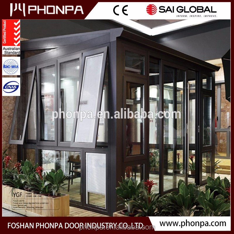 3.0mm aluminum extrusion sunroom