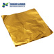 Color aluminum foil wrapping paper for food/chocolate/candy/cigarette packaging