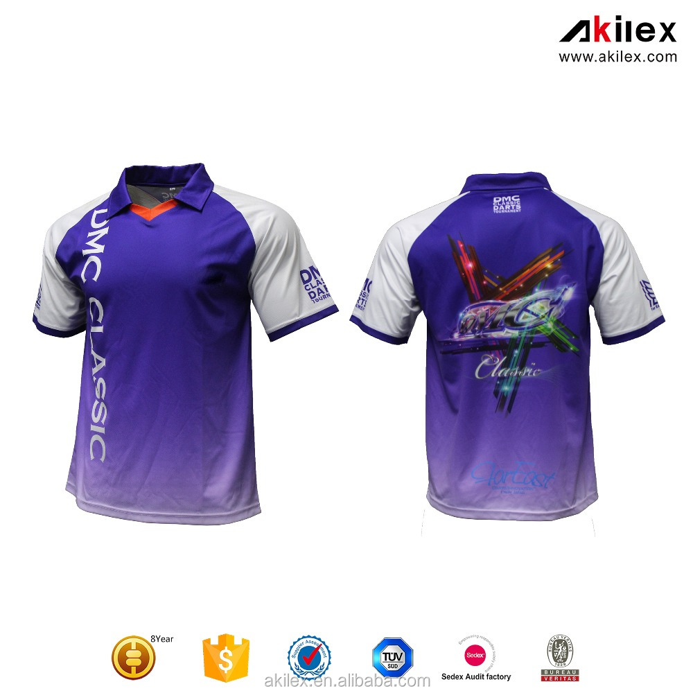 Custom Sublimation Men Quick Dry V-neck Soccer Jersey Thai Quality