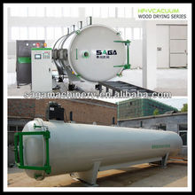 8CBM High Frequency Kiln Drying Wood Equipment,HF Woodworking Machinery