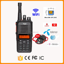 HJ780 WCDMA WIFI/GSM/ public network radio 2G/3G/4G radio with WIFI /GPS bluetooth functions