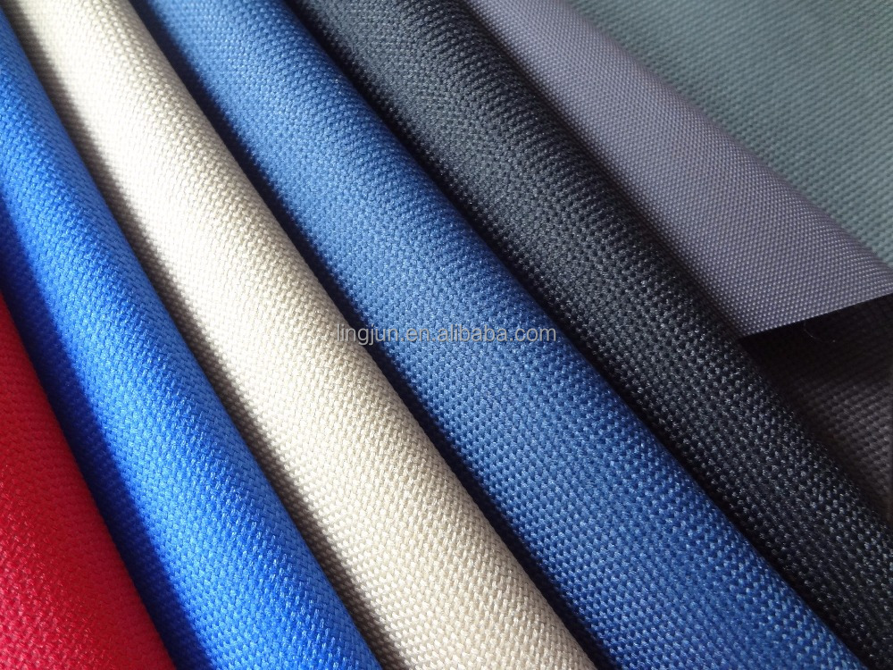 wholesale 600D oxford fabric, 600D PVC fabric from oxford fabric manufactory