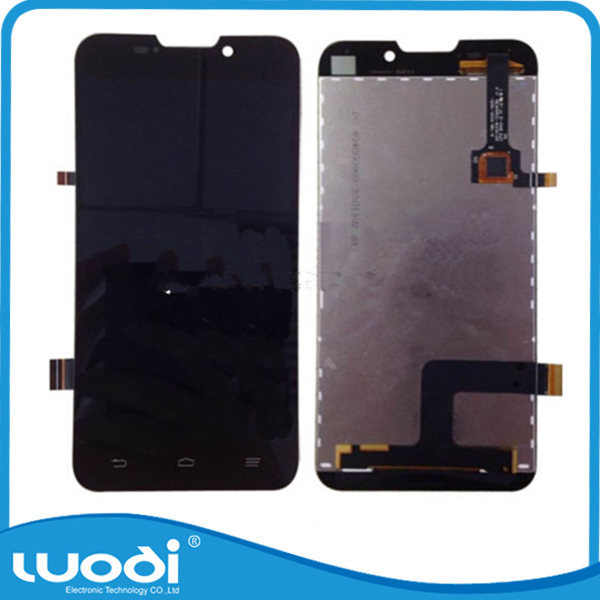 Wholesale Part LCD Display + Touch Screen Digitizer Assembly For ZTE V987