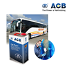 ACB mixing coating auto painting 2k clearcoat
